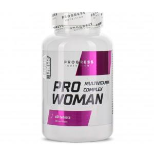 Progress Nutrition Pro Woman 60 tablets