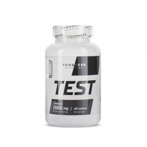 Progress Nutrition Test 1500mg (60 tablets)