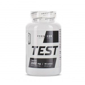 Progress Nutrition Test 1500mg (90 tablets)