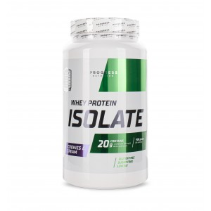 Progress Nutrition whey isolate 908 грамм