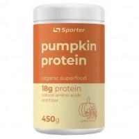Sporter Pumpkin protein 450g vanilla