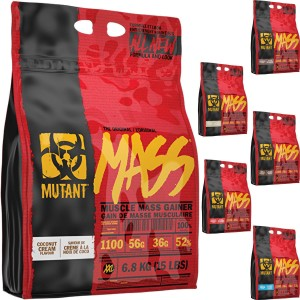 PVL Mutant Mass gainer 6800 грамм