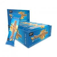 QNT Peanut time bar 34% peanut caramel