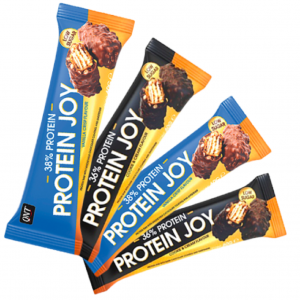 QNT Protein Joy bar 60 грамм