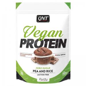 QNT Vegan protein 500 грамм