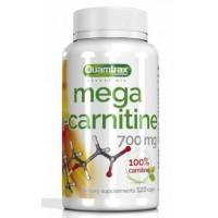 Quamtrax Mega L-carnitine 700 mg 120 caps