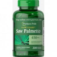 Puritans Pride Saw Palmetto 450 mg