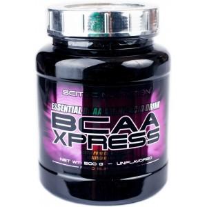 Scitec Nutrition Bcaa Xpress 500 грамм без вкуса