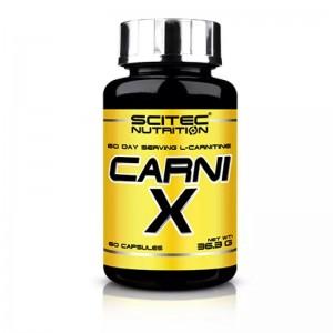 Scitec Nutrition Carni X 60 капсул