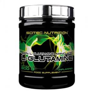 Scitec Nutrition L-glutamine 300 грамм 50 порций