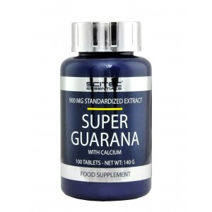 Scitec Nutrition Super Guarana 100 tablets
