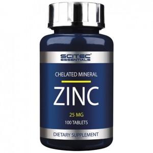 Scitec Nutrition Zinc 25mg 100 tablets