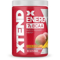 Scivation Bcaa Xtend Energy 350 грамм