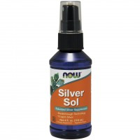 NOW  Silver Solution (118 ml)