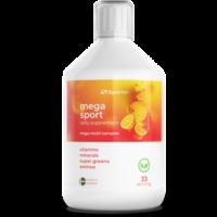 Sporter Mega Sport 500 ml orange