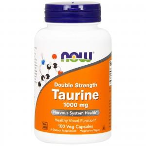 NOW - Taurine 1000mg (100 caps)
