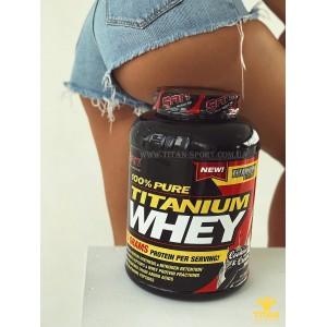SAN Pure titanium whey 942 грамм