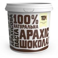 TOM арахисовая паста с шоколадом 1000 грамм
