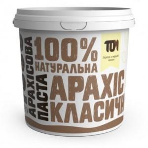 TOM арахисовая паста классическая 1000 грамм