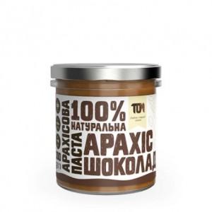 TOM арахисовая паста с шоколадом 300 грамм