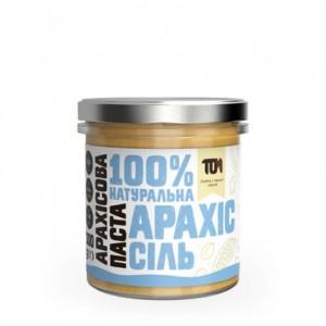 TOM арахисовая паста солёная 300 грамм