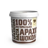 TOM арахисовая паста с шоколадом 500 грамм