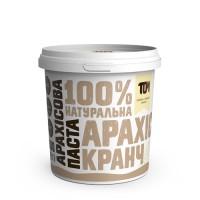 TOM арахисовая паста 500 грамм кранч