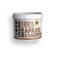 TOM арахисовая паста классическая 300 грамм пластик