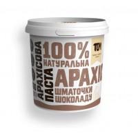 TOM арахисовая паста с кусочками шоколада 500 грамм