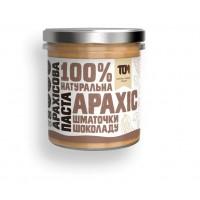 TOM арахисовая паста с кусочками шоколада 300 грамм