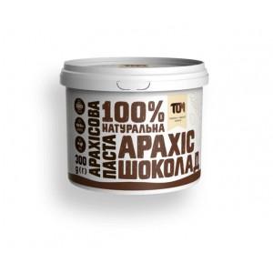 TOM арахисовая паста с шоколадом 300 грамм пластик