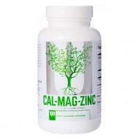 Universal Nutrition Cal-Mag-Zinc 100 tablets
