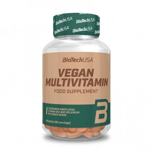 Biotech Usa Vegan Multivitamin 60 tab