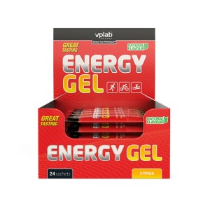 VPLab Energy Gel + Caffeine 41g