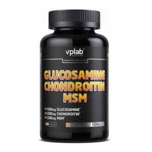 VPLab Glucosamine Chondroitin MSM 90 капсул