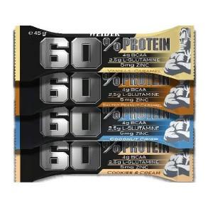 Weider 60% Protein Bar 45 грамм