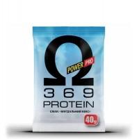 Power Pro пробник протеина Омега 3 6 9 (40 грамм)